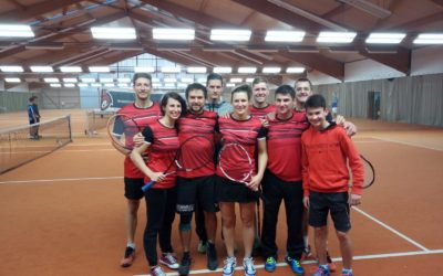 Racketlon Weltmeisterschaften 2019 in Leipzig