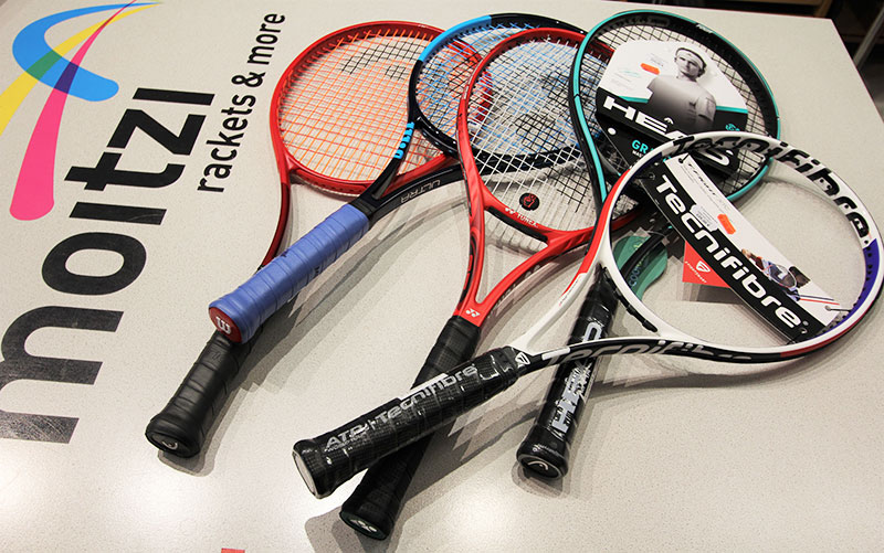 Tennisschläger – Abverkaufsschnäppchen